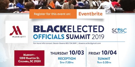 Black Elected Officials Summit 2019 tickets