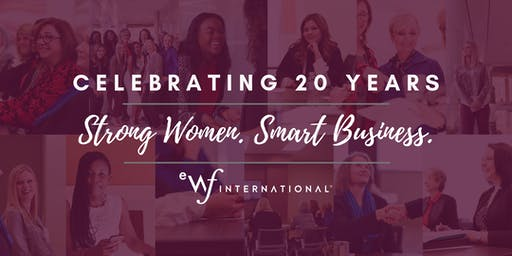 EWF International's 20th Anniversary Luncheon
