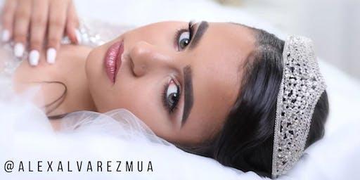 @alexalvarezmua Flawless Makeup (Online Makeup Class)