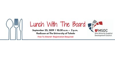 Lunch With the Board