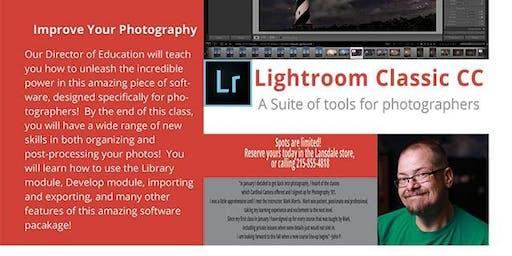 Cardinal Camera Education: Lightroom Classic CC