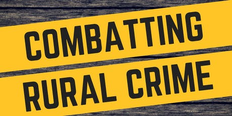 Rural Crime Tour- Cypress- Medicine Hat/Brooks-Medicine Hat Southern Alberta Event tickets