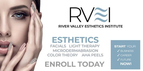 RVEI Nail Esthetics Program tickets