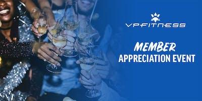 VP Fitness Member Appreciation Day