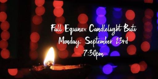 Fall Equinox Candlelight Buti