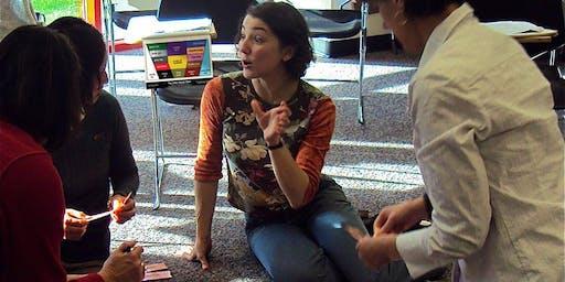 Level 1: Color Vowel® Basics with Practicum • Charlottesville VA