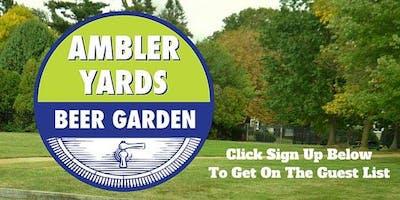 Ambler Yards Beer Garden