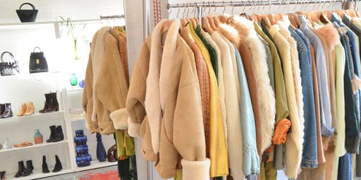 FIRST DIBS @the FALL collection/a vintage pop^shop & party!