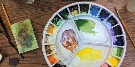 Friday Morning Watercolor Class tickets