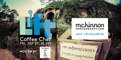 Coffee Chat series /  Work - life boundaries w Karen McKinnon tickets