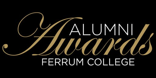 Alumni Awards Ceremony-September 21, 2019