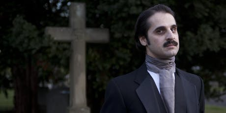 An Afternoon with Edgar Allan Poe tickets