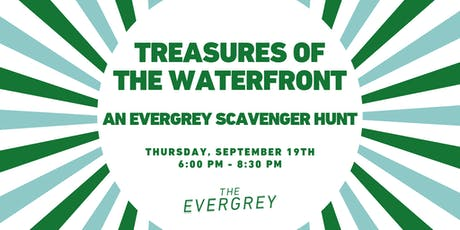 Treasures of the Waterfront: An Evergrey Scavenger Hunt tickets