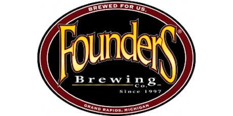 Founders Beer Breakfast w/ CBS & KBS tickets