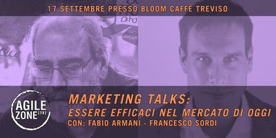 Agile Zone TV presenta: Marketing Talks