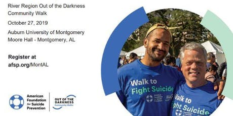 River Region Out of the Darkness Community Walk tickets