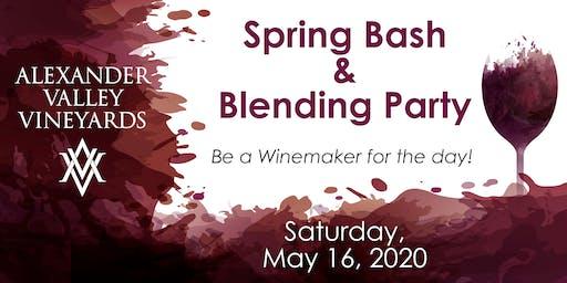 Spring Bash Blending Party 2020