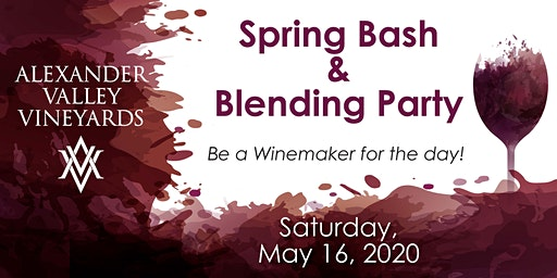 Spring Bash Blending Party 2020