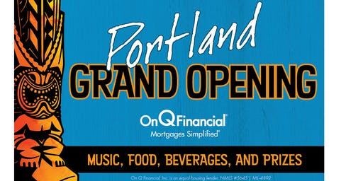 OnQ Portland Grand Opening - Hawaiian Night