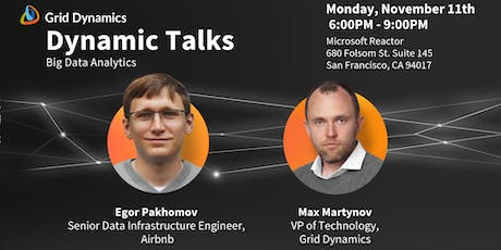 "Dynamic Talks: San Francisco ""Big Data Analytics"" tickets"