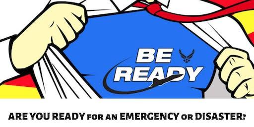 Emergency/Disaster Preparedness Workshop