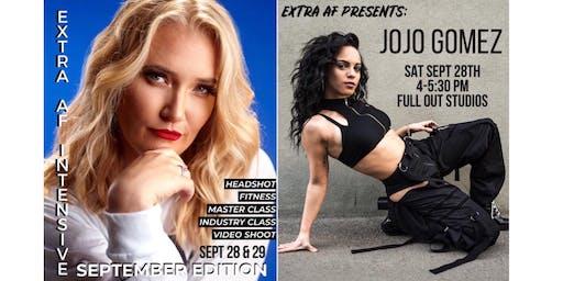 Extra AF: September Edition! Feat Jojo Gomez