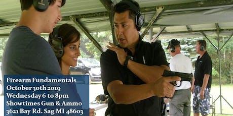 Firearm Fundamentals for Women tickets