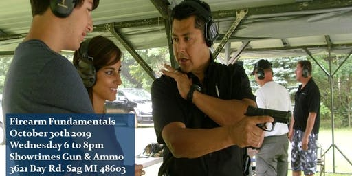 Firearm Fundamentals for Women