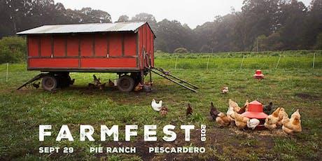 Slow Money Farm Fest 2019 tickets