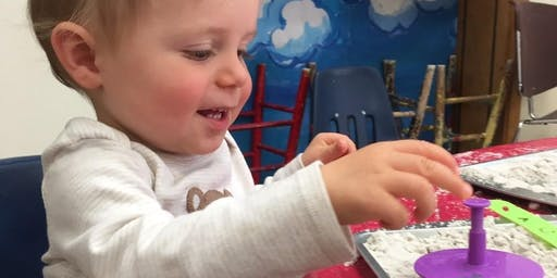 Active Art - Infants & Toddlers