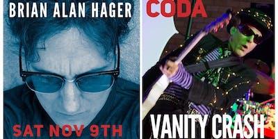 Vanity Crash | Brian Alan Hager
