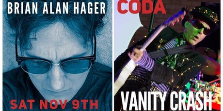Vanity Crash | Brian Alan Hager tickets