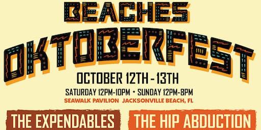 2019 Beaches Oktoberfest