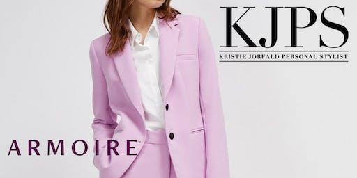 Get Styled by Celebrity Stylist, Kristie Jorfald