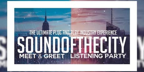 MEDIA meets the MUSIC #SOUNDoftheCITY BetHipHopAwards #AtlHipHopDay #A3C   tickets