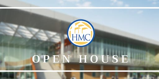 HMC Open House Event. Concord 11/13 @ 4pm