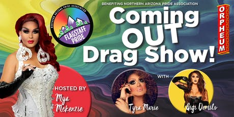 Coming Out Drag Show tickets