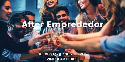 After Emprendedor + Networking Vincular + Ibice