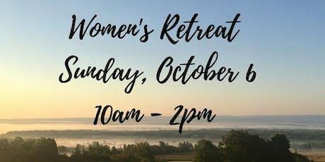 Fall Women's Retreat tickets