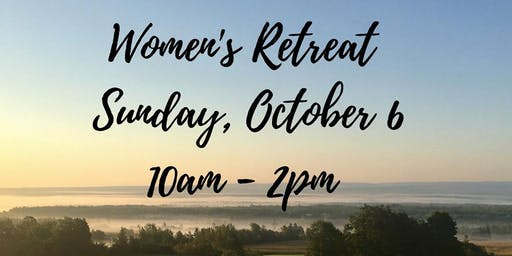 Fall Women's Retreat