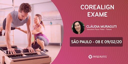 Formação em CoreAlign - Exame - Physio Pilates Balanced Body - São Paulo