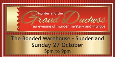 Murder and the Grand Duchess tickets
