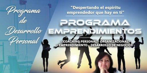 Programa Emprendimientos Tema 13. Negociación