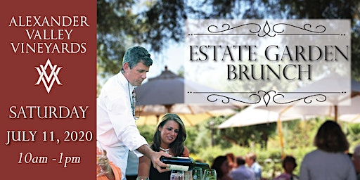 Summer Estate Garden Brunch 2020