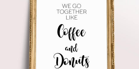 Coffee & Donuts: The Importance of Sisterhood & Community tickets