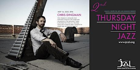 Thursday Night Jazz with Chris Dingman tickets