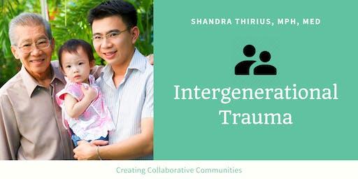 Intergenerational Trauma