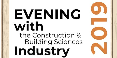 EVENING WITH INDUSTRY- Information & Networking tickets