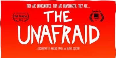 Red-carpet matinee of THE UNAFRAID