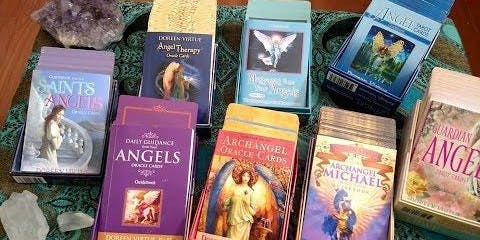 ORACLE DECKS - THE NITTY AND THE GRITTY